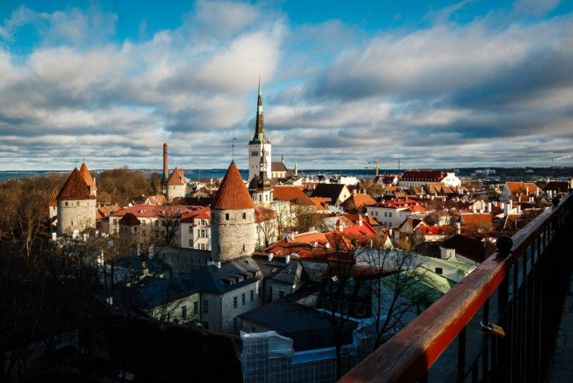 Mainekas USA ajaleht: Euroopa majandustest on Eesti kõige paremini kaitstud