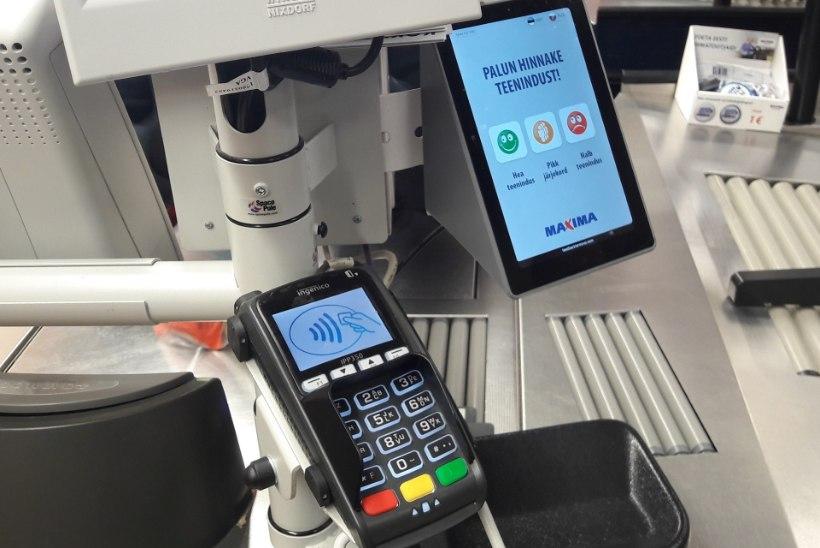Pangad tõstavad eriolukorra ajaks viipemakse limiidi 50 euroni