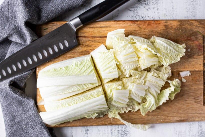 SAMM SAMMULT | Trendikas kimchi tugevdab immuunsust ja seda on nii lihtne ise teha