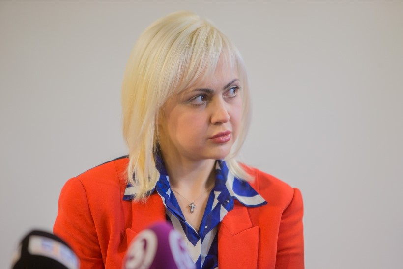 Endine vang: Anna-Maria Galojan ei olnud inimene, vaid must kaltsakas!