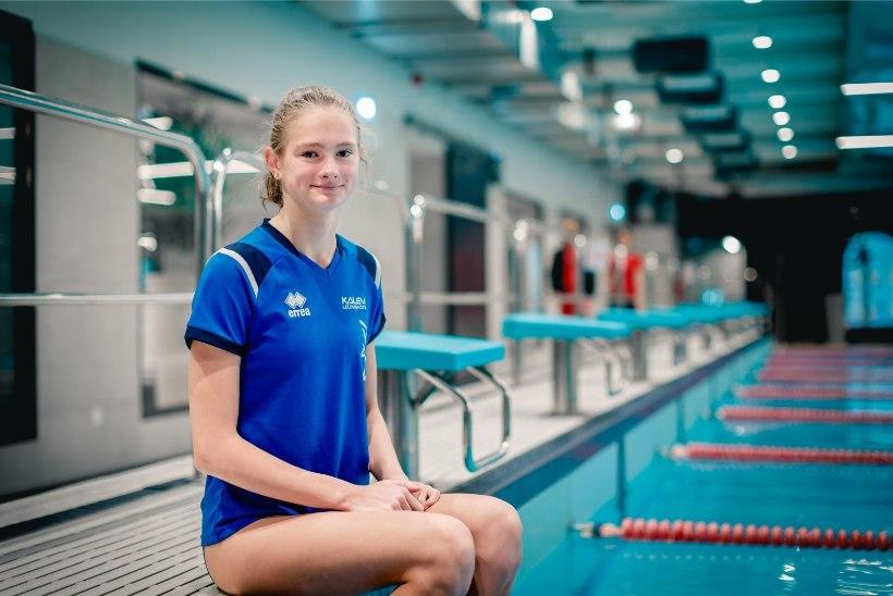 TUBLI: 13aastane Eesti ujumistalent püstitas vinged rekordid