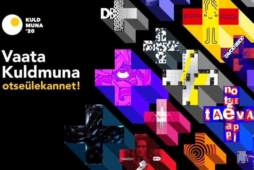 Esimesel digitaalsel Kuldmunal selgusid Eesti parimad loovlahendused
