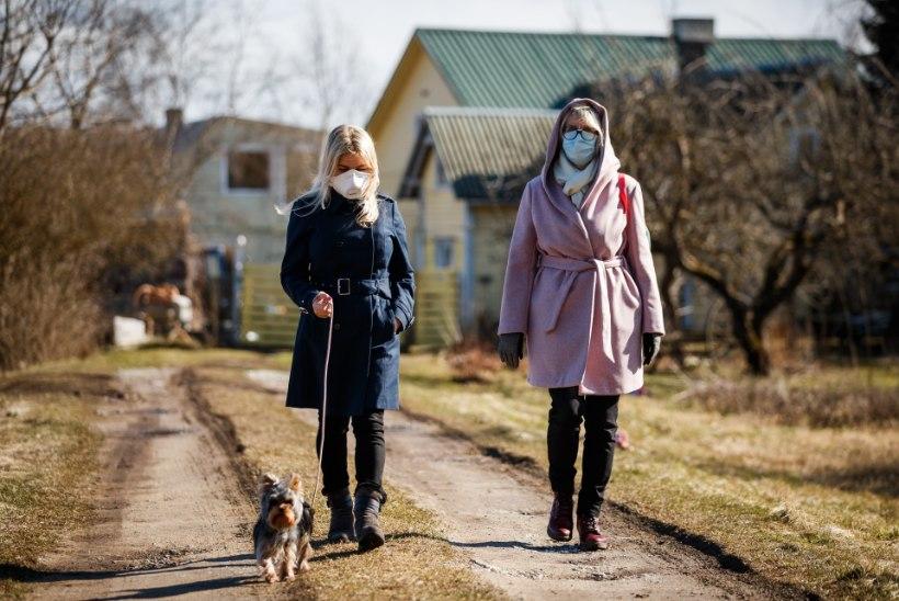 UURING: loe, kuidas on koroonaviirus mõjutanud eestlaste igapäevaelu