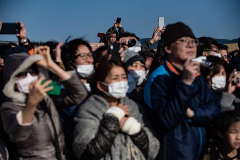 Jaapani olümpiakomitee liige: sportlased ei saa end kaitsta, olümpia tuleb edasi lükata