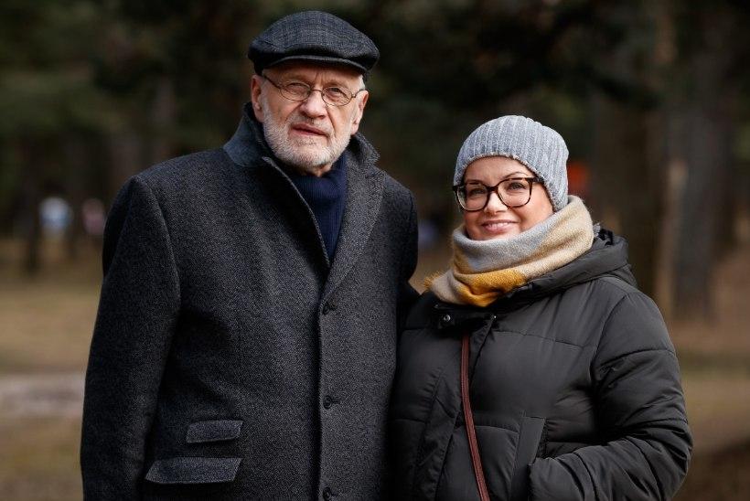 """83aastaselt neljandat korda abiellunud Jüri Arrak: """"Vanus siin ei loe!"""""""
