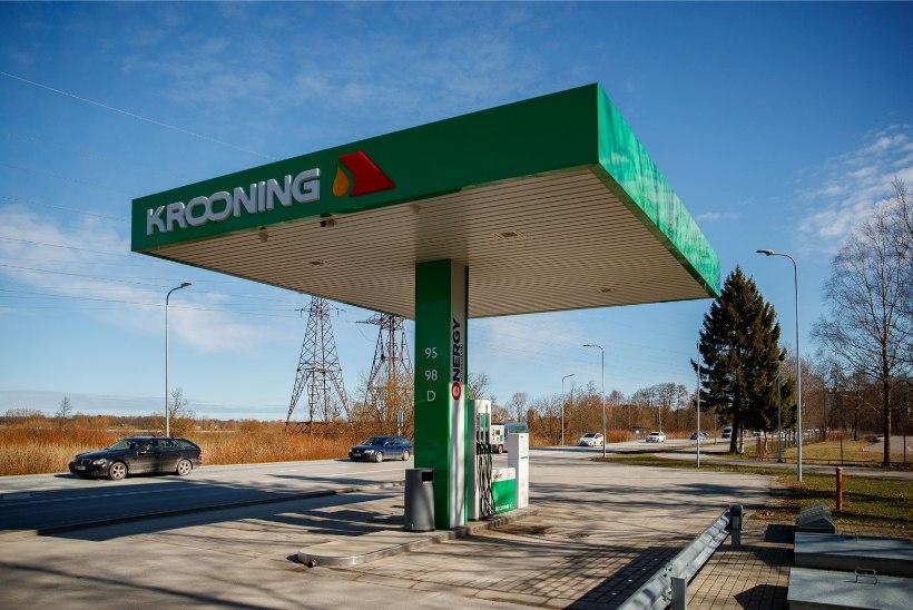 FOTOD | EI VÕI OLLA: kütusehinnad hakkavad viimaks ka Eestis langema