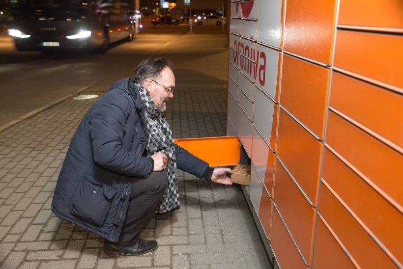 Omniva jätab reklaamiraha Eestisse