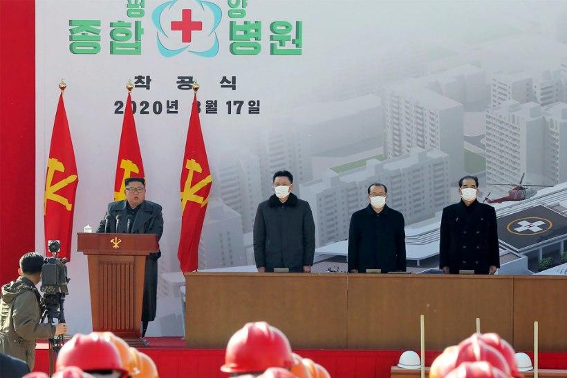 RIIK NIIGI KUI KARANTIINIS: mis toimub koroonaepideemia ajal Põhja-Koreas?
