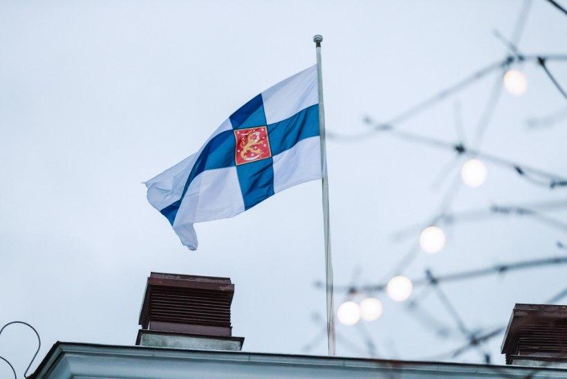 PIDU KARANTIINI AJAL: soomlased korraldasid täna rõdudel tantsupralle