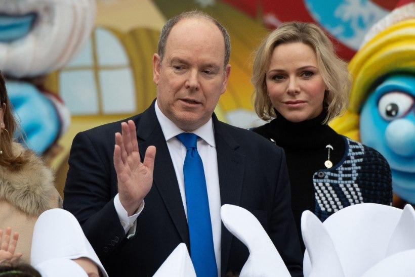 Koroonaviirusesse nakatunud Monaco vürst räägib oma sümptomitest