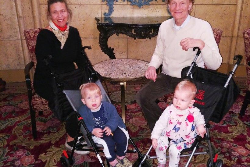 Ilmar Taska räägib avameelselt kaksikutest ja oma elust USAs