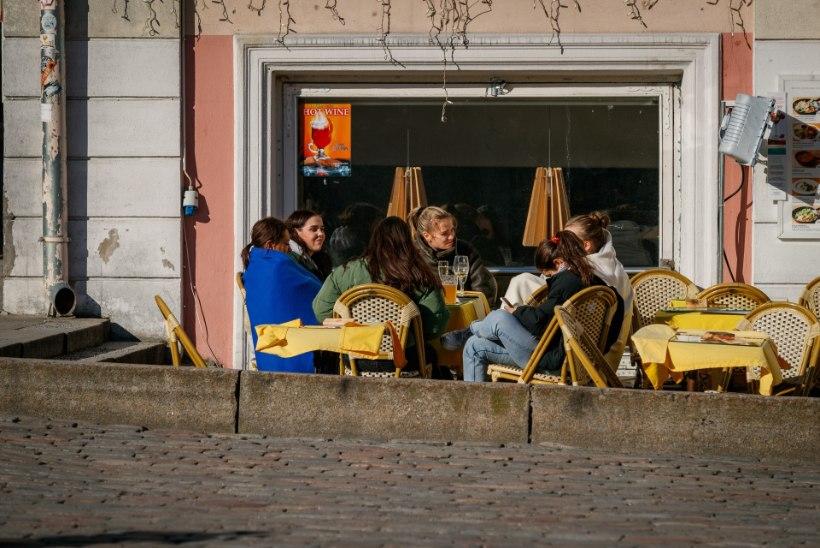 Itaallane Eestis: mis teil viga on? Äkki lõpetaks naermise ja saaks aru, et koroonaviirus ei ole nali