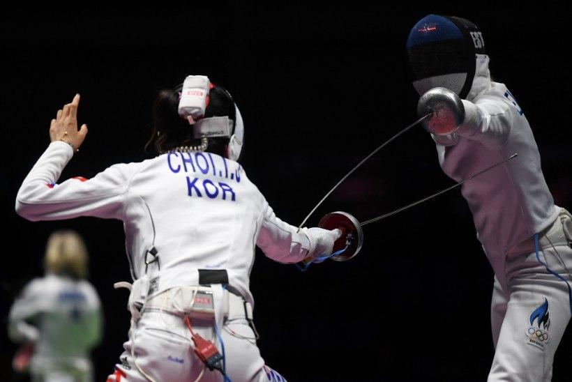 Kolmel MK-etapil osalenud Lõuna-Korea vehklejal diagnoositi koroona. Korealannadega vehkles Budapestis ka kaks Eesti sportlast