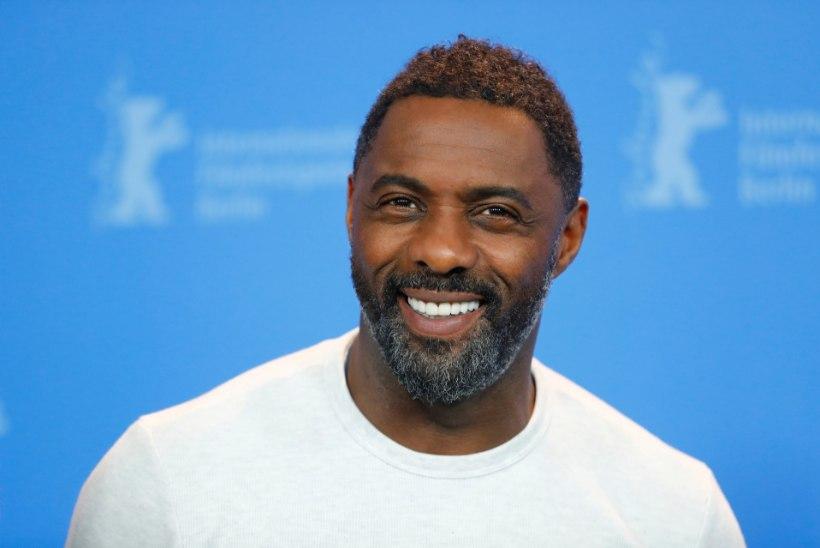 Idris Elba kummutab kuuldused, et ta on koroona tõttu kriitilises seisundis