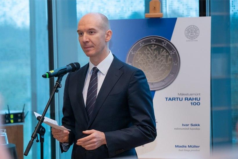 Eesti Panga president: Seeder pole kunagi finantsvara ostnud! Tamkivi: ära ole nagu Helir-Valdor Seeder!