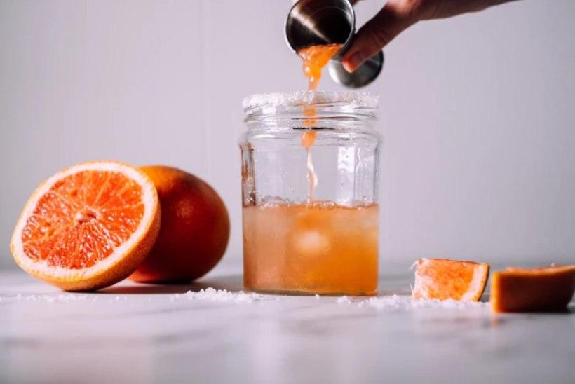 TEE ISE: immuunsust turgutav greibi ja ingveri jook