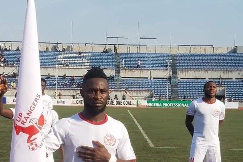 Nigeeria jalgpallikoondislane hukkus autoavariis