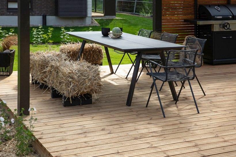 Terrass ja aiamööbel suveks korda! Aga kuidas?