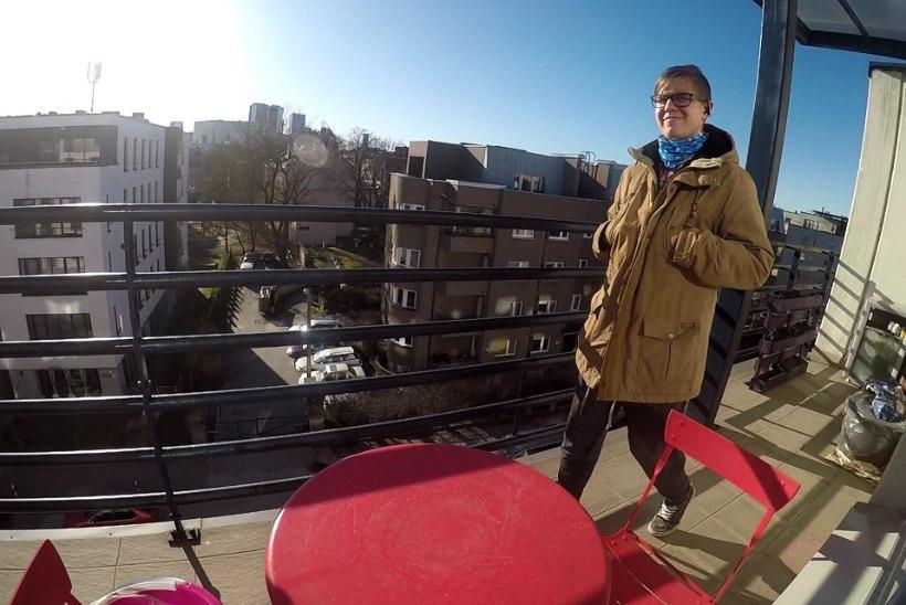 Mart Treial | Kummaline karantiinimatk ehk kaheksakilomeetrine jalutuskäik korteris