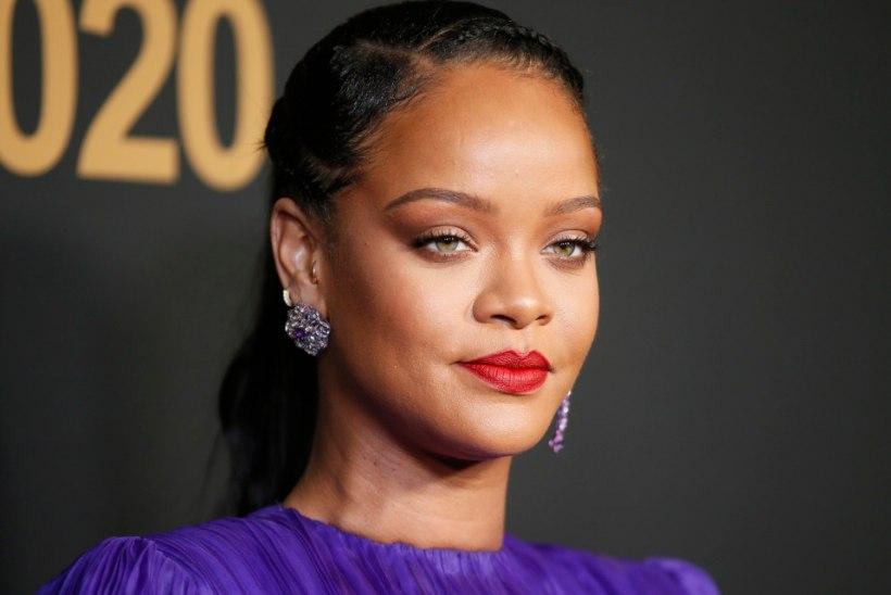 Lauljatar Rihanna annetas koroonaviirusega võitlemiseks hiiglasliku summa