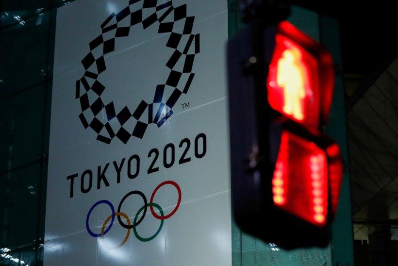 Reuters: korraldajad on hakanud valmistuma olümpia edasilükkamiseks