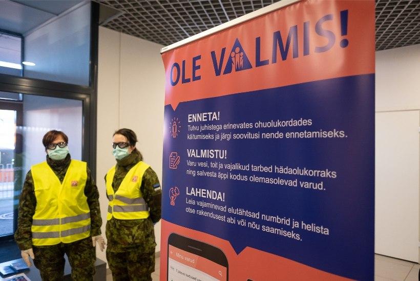 Eestis lisandus 20 koroonaviirusesse nakatunut, kahe patsiendi seisund haiglas on kriitiline