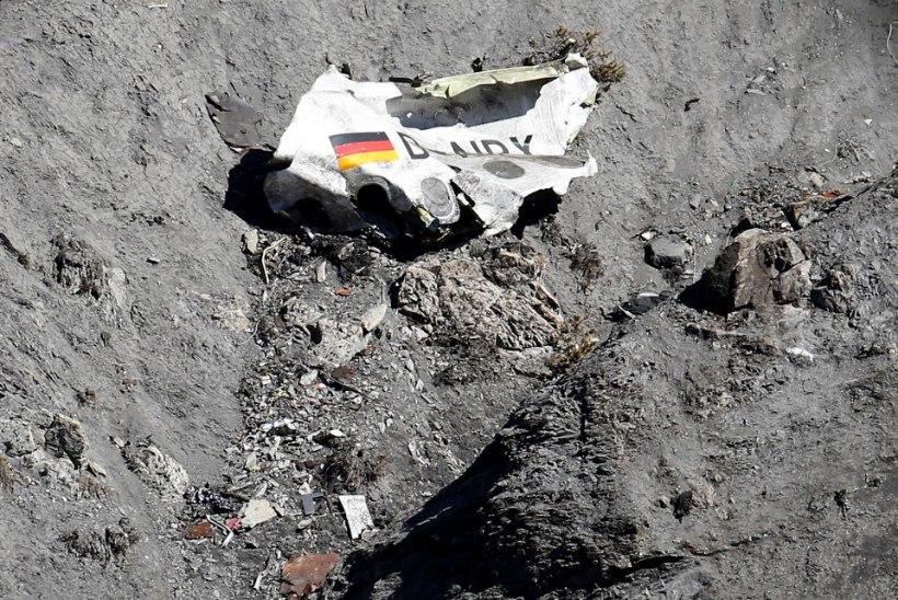 MINEVIKUHETK | 24. märts: suitsiidne sakslane põhjustas traagilise lennuõnnetuse