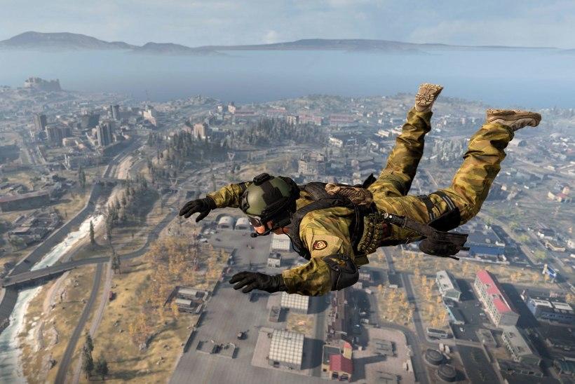 """TÕUSUTEEL: """"Call of Duty: Warzone"""" kasutajate arv küündib nüüd üle 30 miljoni"""