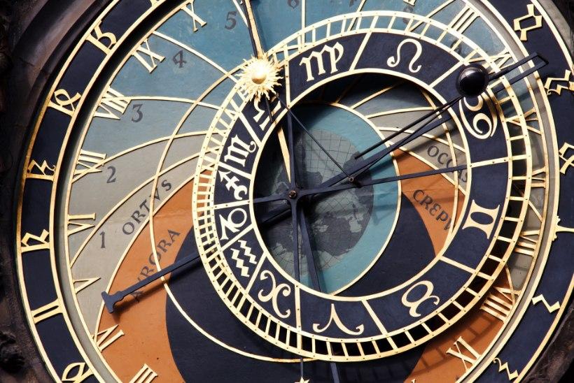 Horoskoop 25.–31. märts