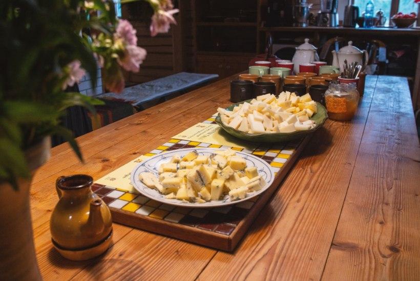 TALUD PALUVAD ABI: restorane ja laatasid pole, suurpoed vähendavad tarneid
