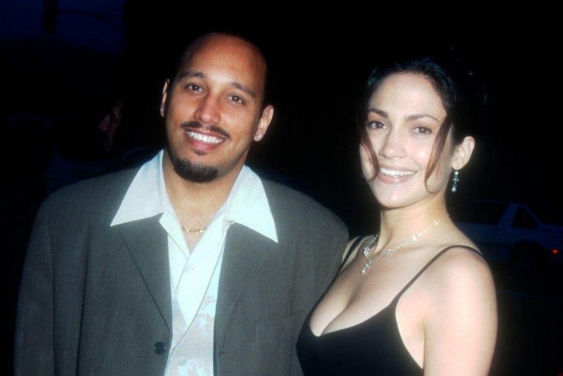 Suri Jennifer Lopezi noorpõlvekallim David Cruz