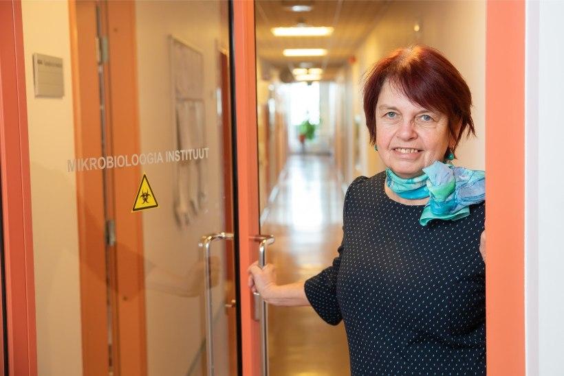 Viroloogia professor Irja Lutsar: lisapiirangute rakendamiseks on praegu õige aeg