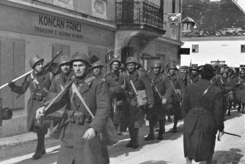 MINEVIKUHETK | 25. märts: Jugoslaavia liitus kaheks päevaks teljeriikidega