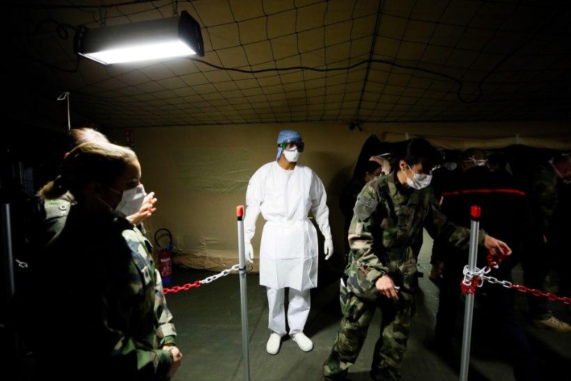 VÄRSKED ANDMED: koroonaviirus levib 196 riigis, 408 000 nakatunut ja 18 250 surnut. Itaalias suri ühe päevaga 743 patsienti
