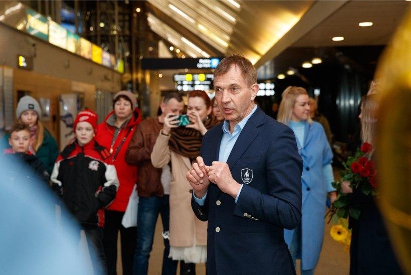 Sõõrumaa: mina panustan kogu hingega Eesti sporti, andke omalt poolt ka maksimum