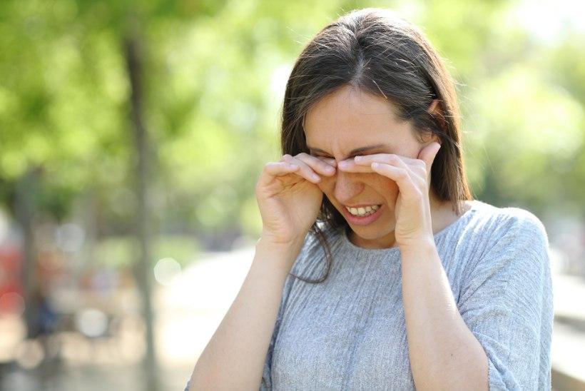 SILMAARST: viirus võib silma sattuda ka pesemata kätelt