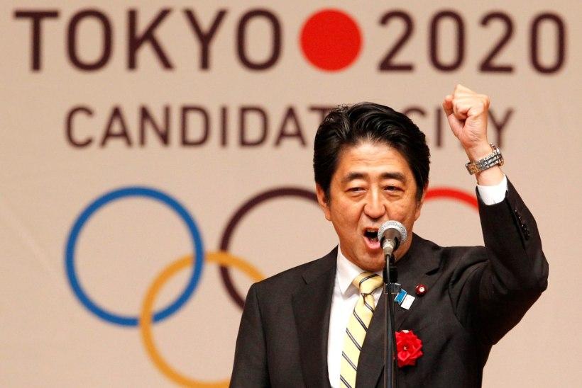 AMETLIK: jaapanlased ja ROK jõudsid kokkuleppele, et Tokyo olümpia lükatakse edasi