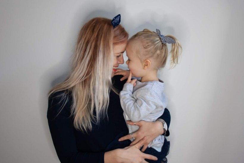 """Blogija Mari Jaanus jagab nippe, kuidas last ohjes hoida: ütle võimalikult vähe """"ei"""""""