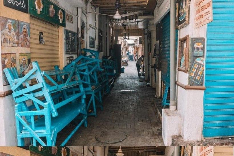 GALERII | Eestlanna saareriigis Bahreinis: öösiti kehtib liikumiskeeld, restoranid on suletud, kuid mõned ei võta koroonakriisi endiselt tõsiselt