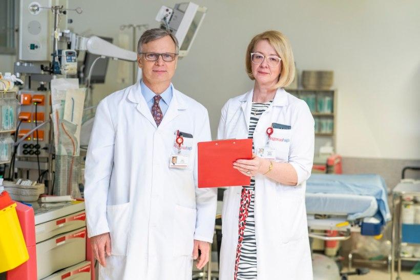 ERIOLUKORD REGIONAALHAIGLAS: arstid tänavad mõistva suhtumise eest patsiente, kelle plaaniline ravi on edasi lükkunud