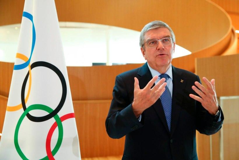 ROK: Tokyo olümpia võib toimuda järgmise aasta kevadel