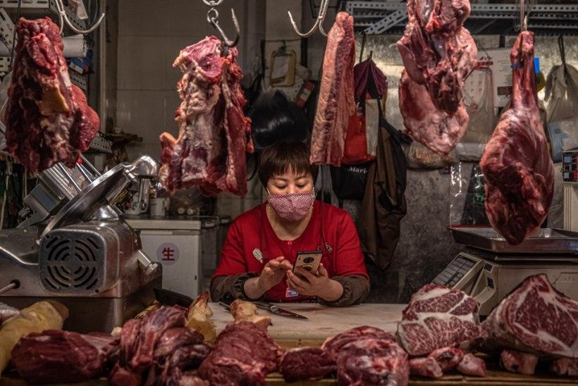 KOROONA JA VEGANLUSE SUHTED: kas loomade söömine viib inimkonna lõpuks hauda?