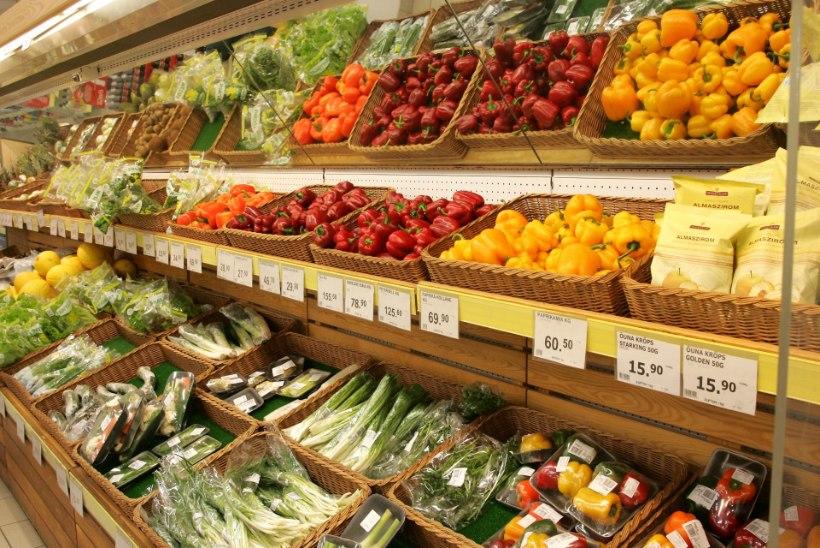 VIIRUS JA TOIT | Kas tõesti peaks aedvilju enne söömist seebiveega pesema?