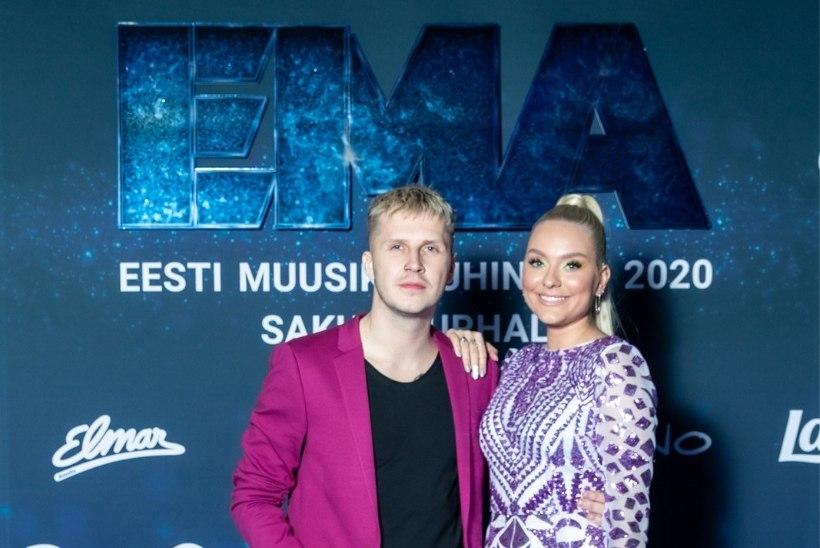 FOTOD JA VIDEO | Palju õnne! Lauljatar Ariadne ja juutuuber Martti Hallik kihlusid!