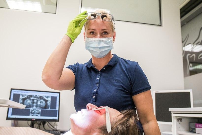 Koroonahirmus hambaarstid: peatage plaaniline ravi! Terviseamet keeldub: piisab sanitaarnõuete täitmisest