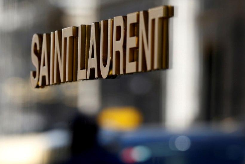 Yves Saint Laurent hakkab kaitsemaske õmblema