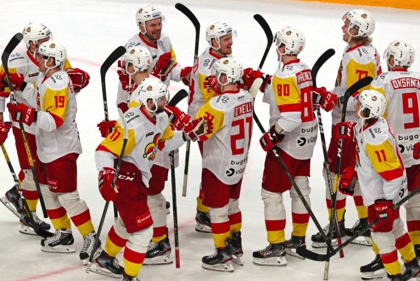 KHL võttis mõistuse pähe ja tänavu enam jääle ei tulda