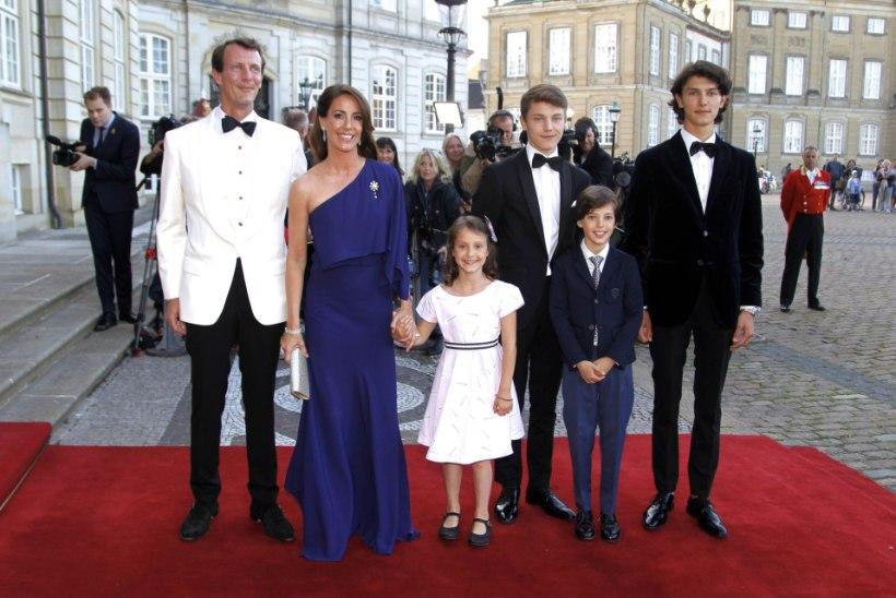 10aastane Taani prints viidi hingamisraskuste tõttu haiglasse
