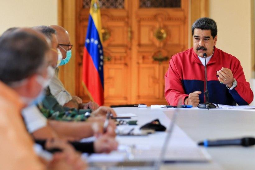 USA pakub Venezuela presidendi eest pearaha 15 miljonit dollarit