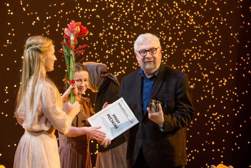 """Priit Pedajas lavastajapreemiast: """"Ilma näitlejate entusiasmita poleks me selle tulemuseni jõudnud."""""""